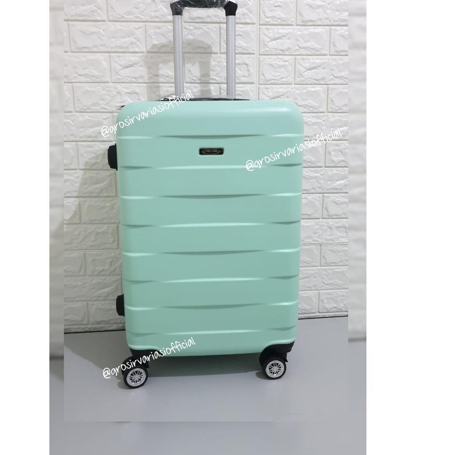 (yud-770) กระเป๋าเดินทาง Abs Zl005 24นิ้วราคาถูก 1ชิ้น