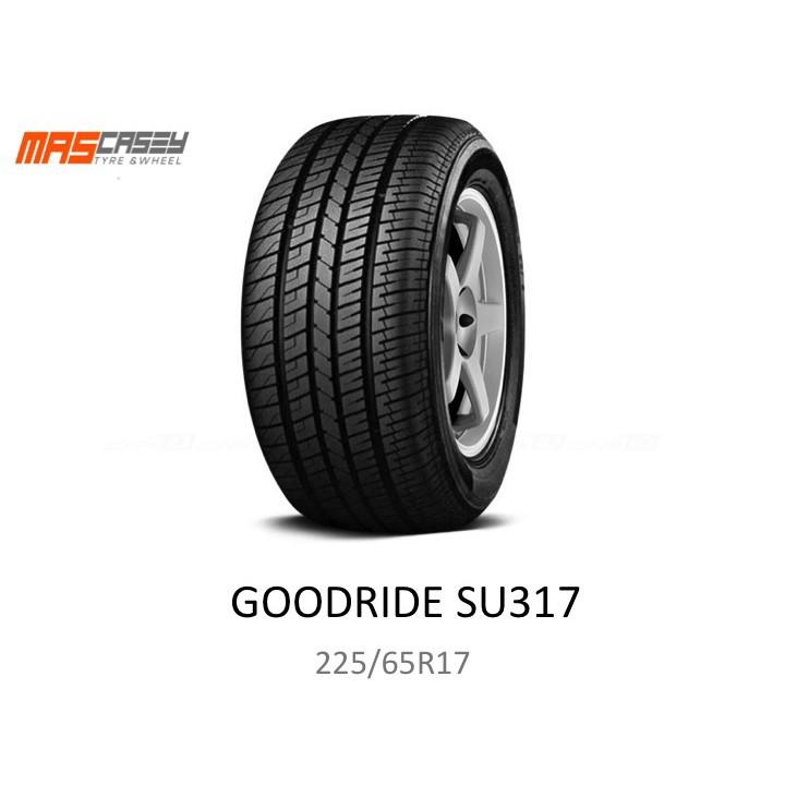 ยางรถยนต์ GOODRIDE SU317 225/65R17