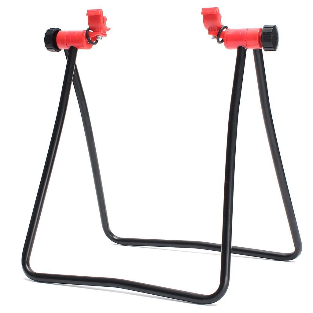 New Bicycle MTB Folding Wheel Hub Bike Stand Kickstand Repair Parking Holder