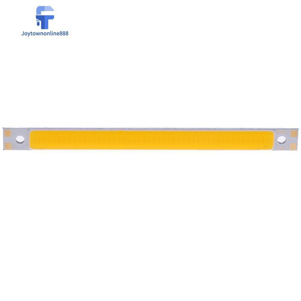 12V 10W 300LM LED Strip Bar COB Light Lamp Bulb 120x10mm White//Warm White