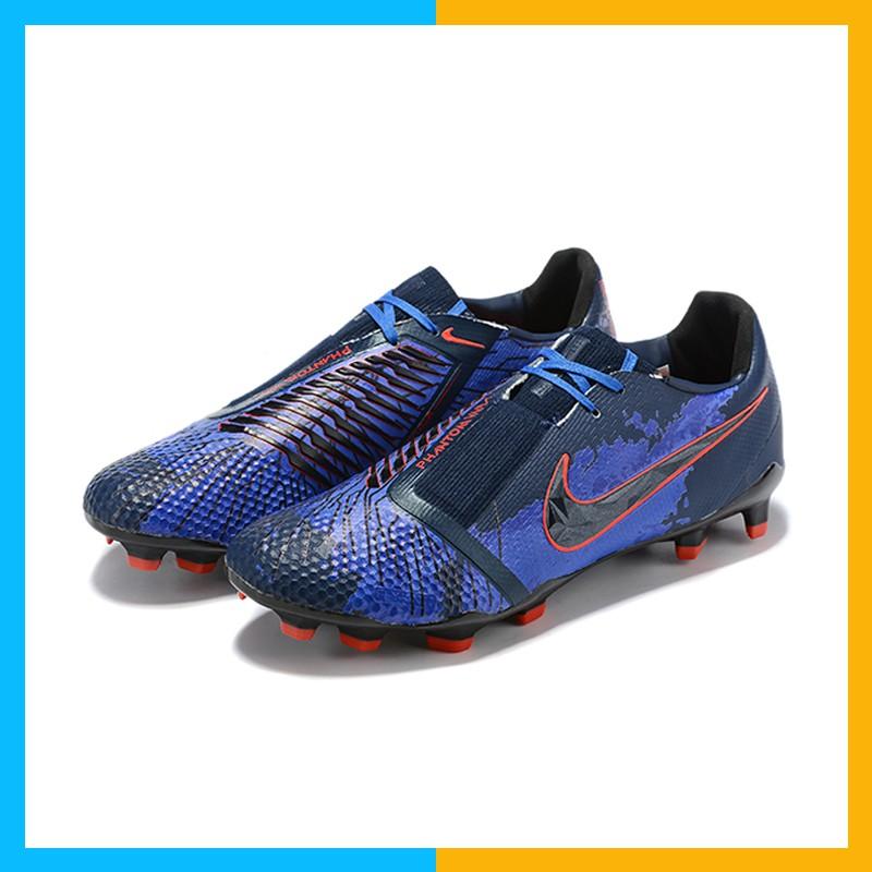 รองเท้าฟุตบอล Venom ag fg Xuan Yao Nike Tai Phantom long nails NIKE BINOU Little plum Venom Messi