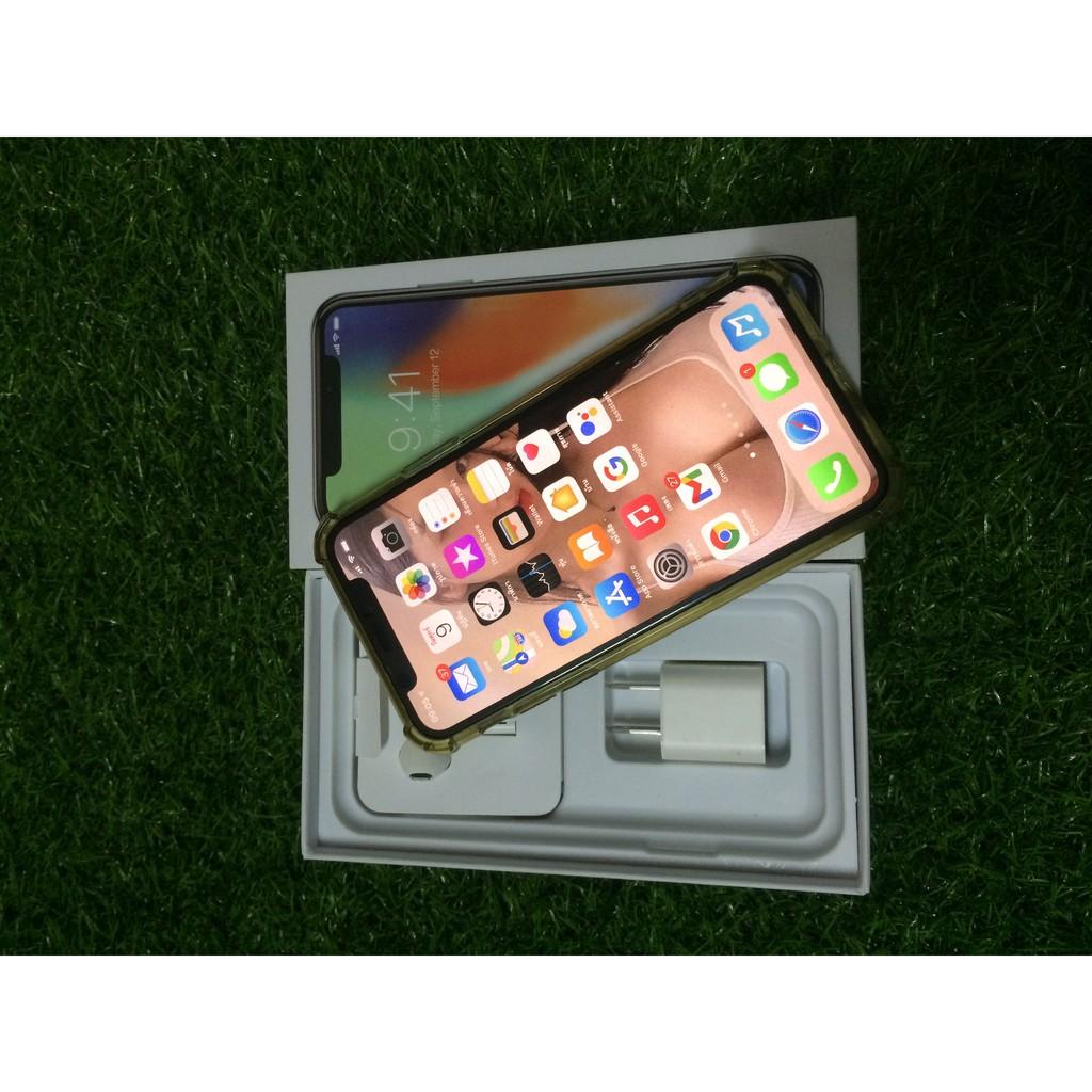 iphone x 64GB สีขาว มือสอง