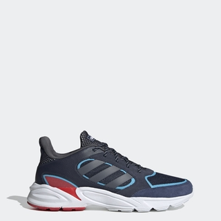 adidas RUNNING 90s Valasion Shoes ผู้ชาย สีน้ำเงิน EG8397