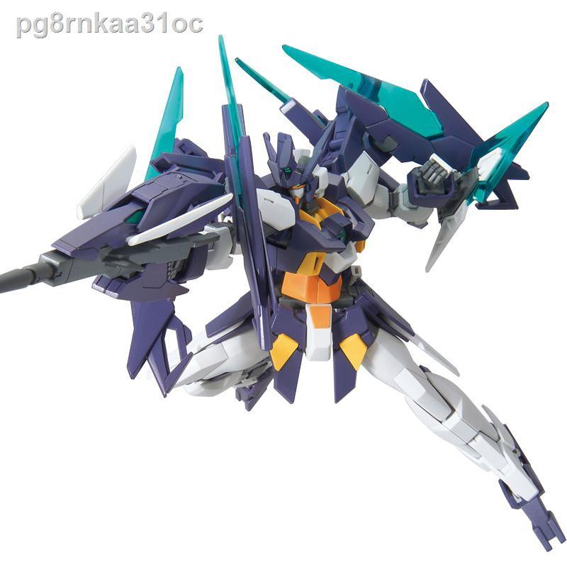 สินค้าขายส่ง✐Bandai Gundam Assembly รุ่น HG HGBD 01 1/144 Stalker Shaper AGE2 Magnum
