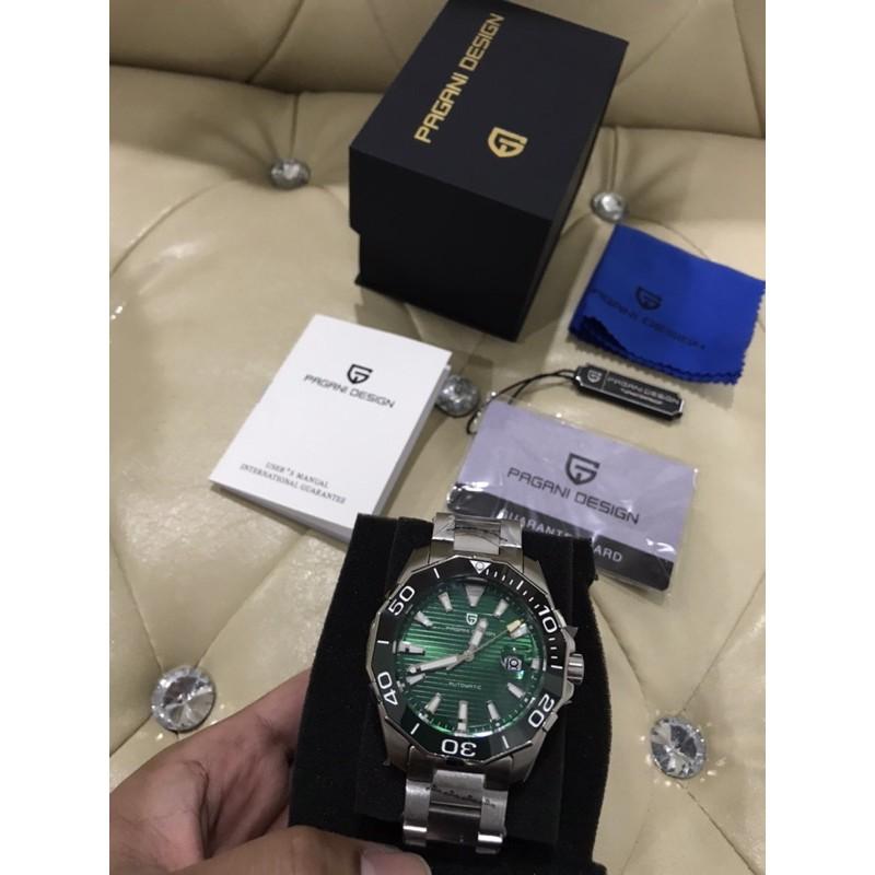 นาฬิกา PAGANI DESIGN PD1617 Limited Edition