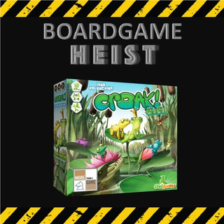 Croak! / อ๊บอ๊บ! [Thai Edition] [BoardGames]