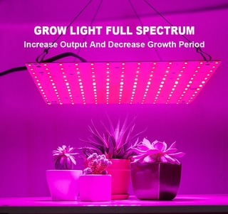 Details about  /25W 45W Full Spectrum Plant Growth Light Flower Tent 85-265V Phyto Lamp