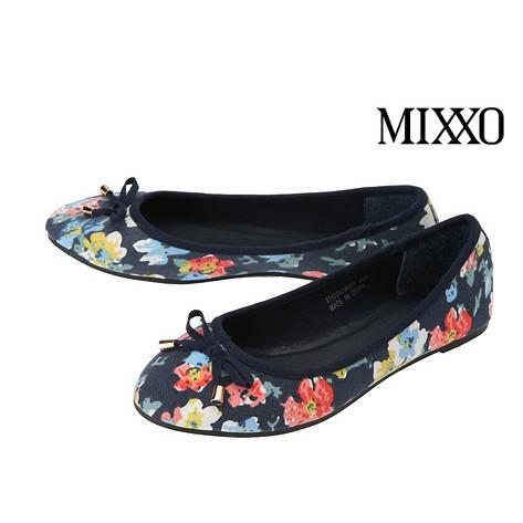 MIXXO รองเท้าคัชชูดำลาย สวยใส เหมาะกับสาวหวาน จาก 1 ใน 10 ผู้นำแฟชั่นจากเกาหลี