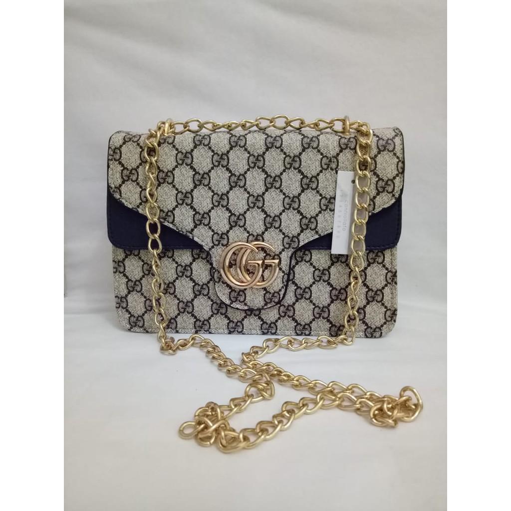 Gucci Dionysus กระเป๋าสะพายไหล่ลายการ์ตูน I Gudio01
