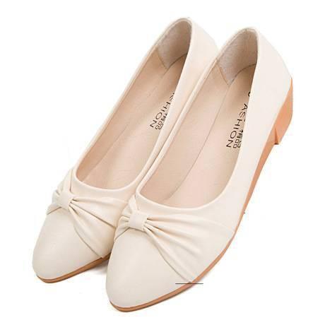 รองเท้าคัชชู รองเท้าหัวแหลม รองเท้าส้นแบน รองเท้าแฟชั่น รองเท้าผู้หญิงรองเท้าคัชชูผู้หญิงหุ้มส้น⭐️ นิ่มมากไม่เจ็บเท้า❤️