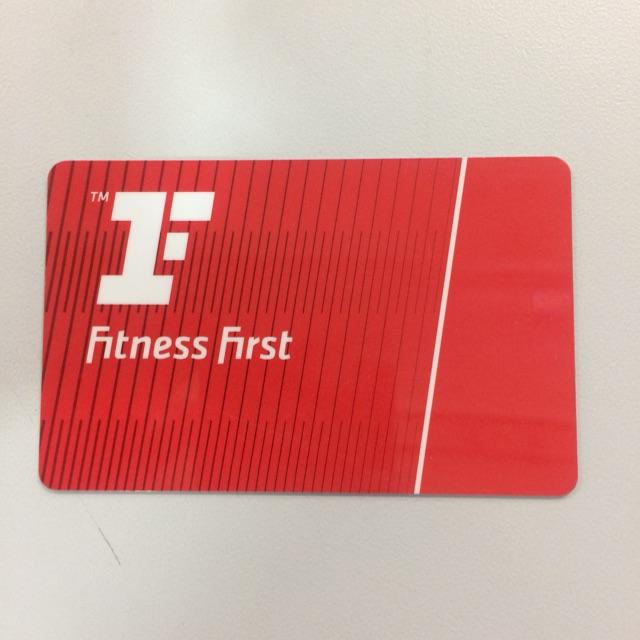 ขายโอนสิทธิ์ Member Fitness First 💪🏼