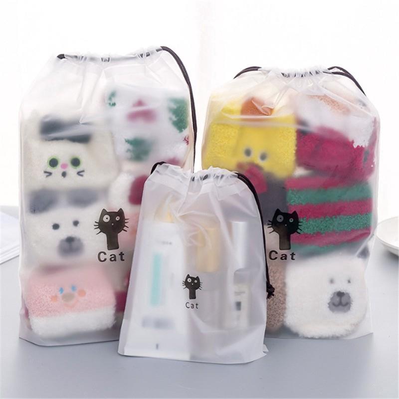 กระเป๋าเก็บข้อมูลการเดินทางกระเป๋าเสื้อผ้ากันน้ำกระเป๋าเครื่องสำอางค์ผู้หญิง