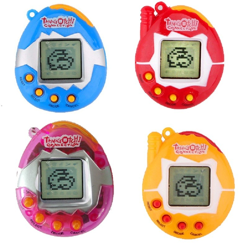 90S Nostalgic 49 Pets in 1 Virtual Cyber Pet Toy Funny Tamagotchi Retro Game