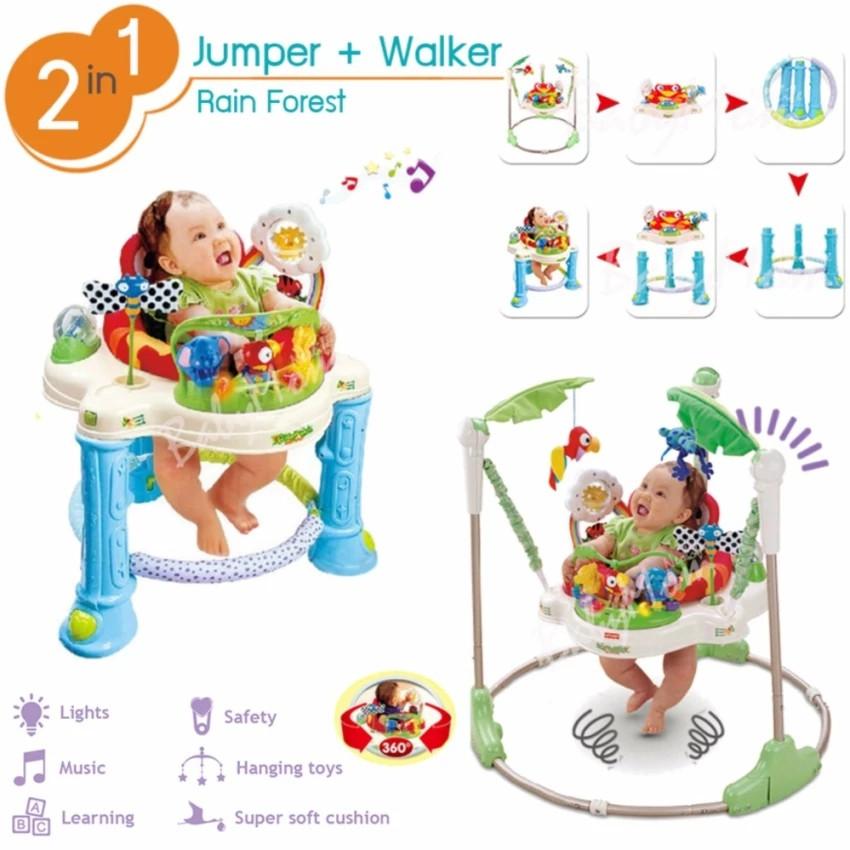 730980635505 Jumper Jungle Jumbo จัมเปอร์ รุ่น Jungle เก้าอี้กระโดด 360 องศา ...