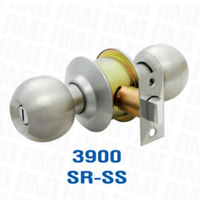 ลูกบิดประตูห้องน้ำสแตนเลส Lockset - RMI 3900