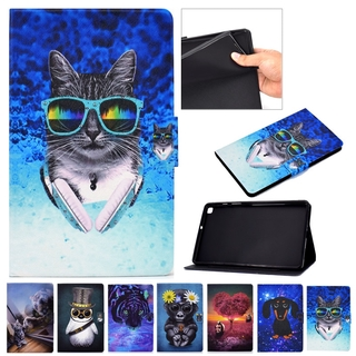 For Samsung Galaxy Tab A 10.1 2016 Tablet Case Cute Cat Dog Panda Shell for Funda Samsung Galaxy Tab A6 2016 T580 Cover Capa