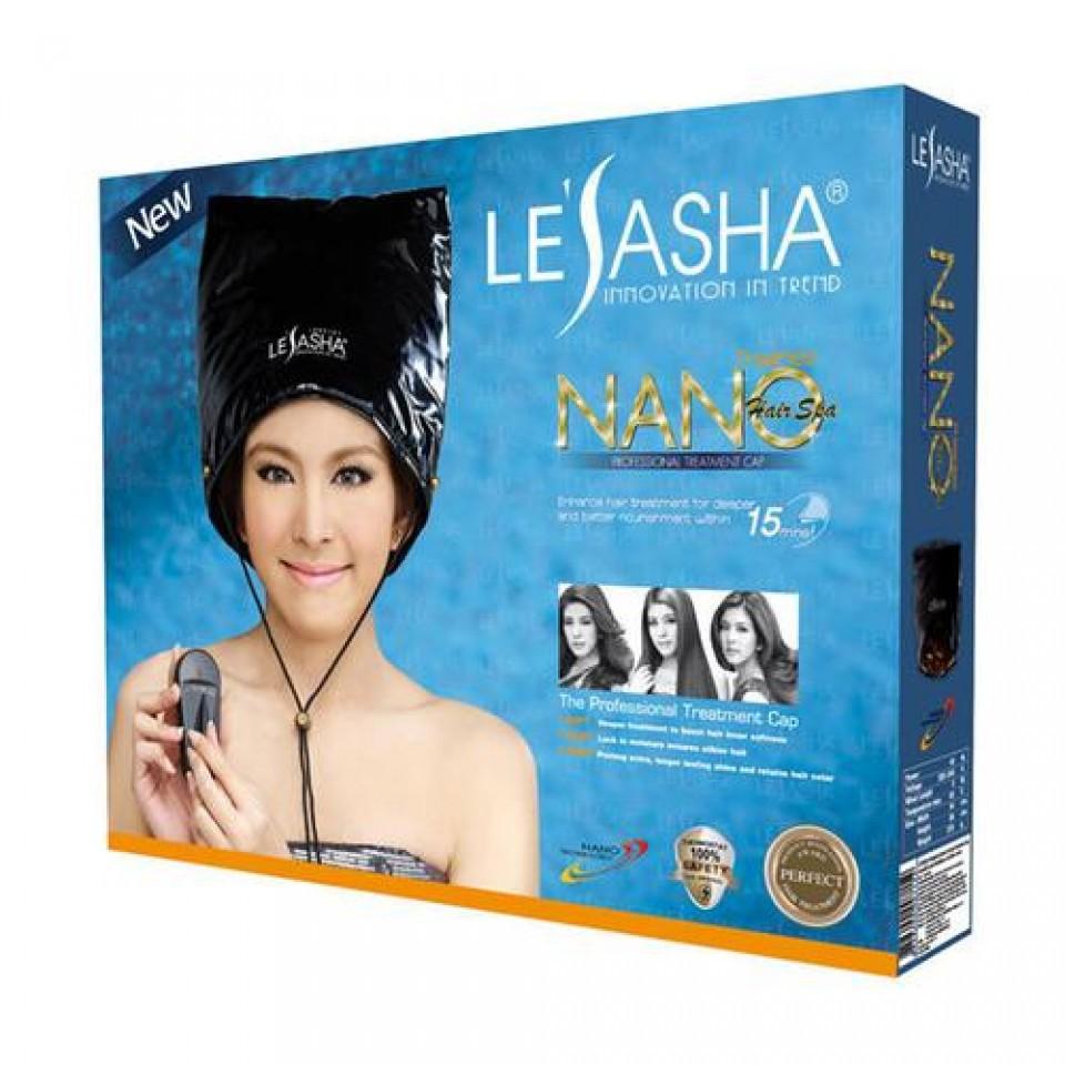 LESASHA PROFESSIONAL NANO HAIR SPA TREATMENT CAP หมวกอบไอน้ำ