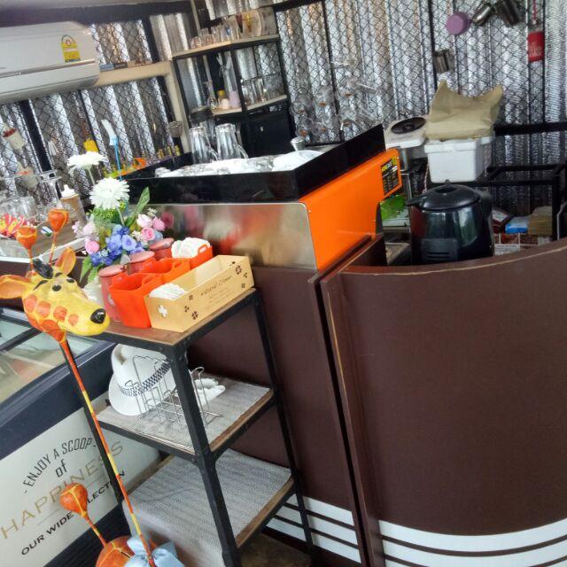 เครื่องทำกาแฟครบชุด