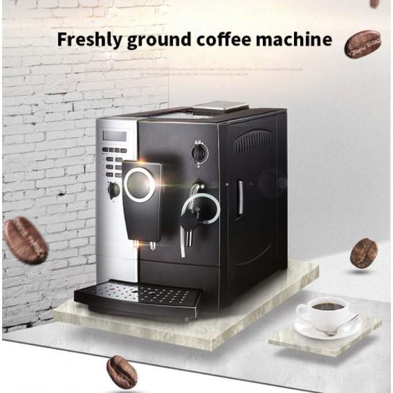 เครื่องชงกาแฟอัตโนมัติ CLT-Q003 Expresso ทำกาแฟอัตโนมัติปั๊ม  3-in-1 เครื่องบด/ชงกาแฟ/โฟมนม