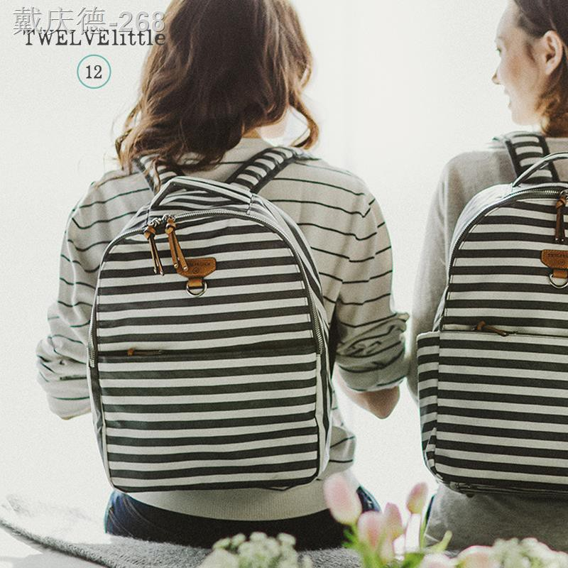 New York 12little Ang สนุกกระเป๋าเป้สะพายหลังหญิง 2020 ใหม่แฟชั่นกระเป๋าใบเล็กเดินทางและพักผ่อนกระเป๋าเป้สะพายหลังนักเรี