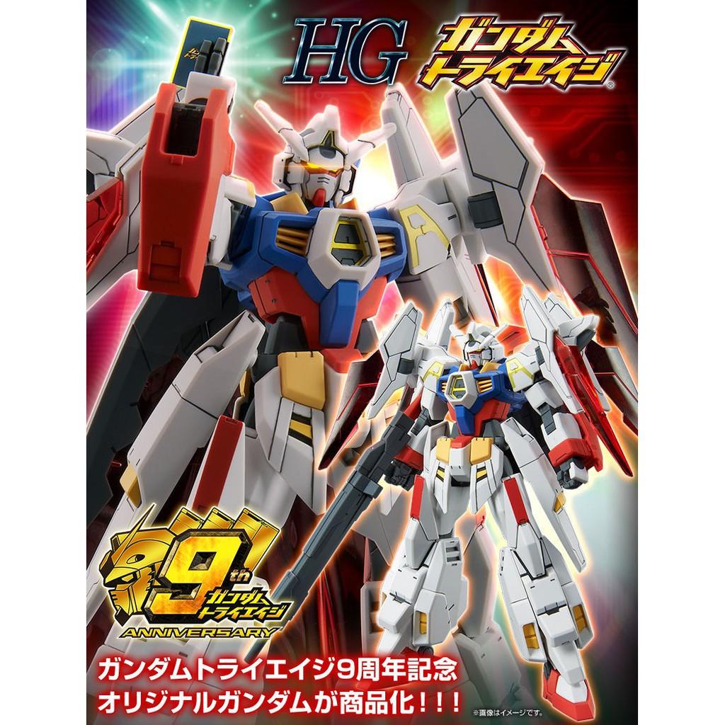 [P-BANDAI] HG 1/144 Try-Age Gundam
