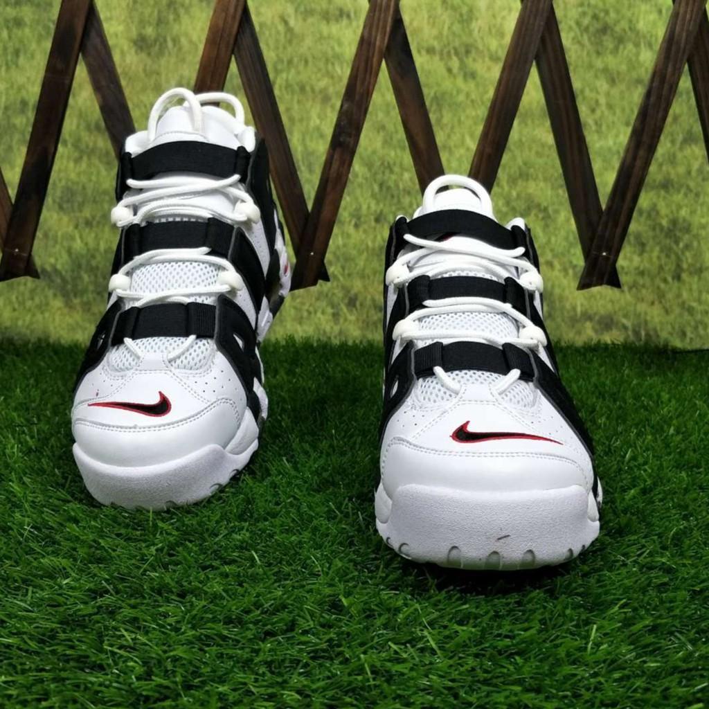 b120ba2032b Nike Air More Uptempo รองเท้าผ้าใบสำหรับผู้ชาย 414962-105