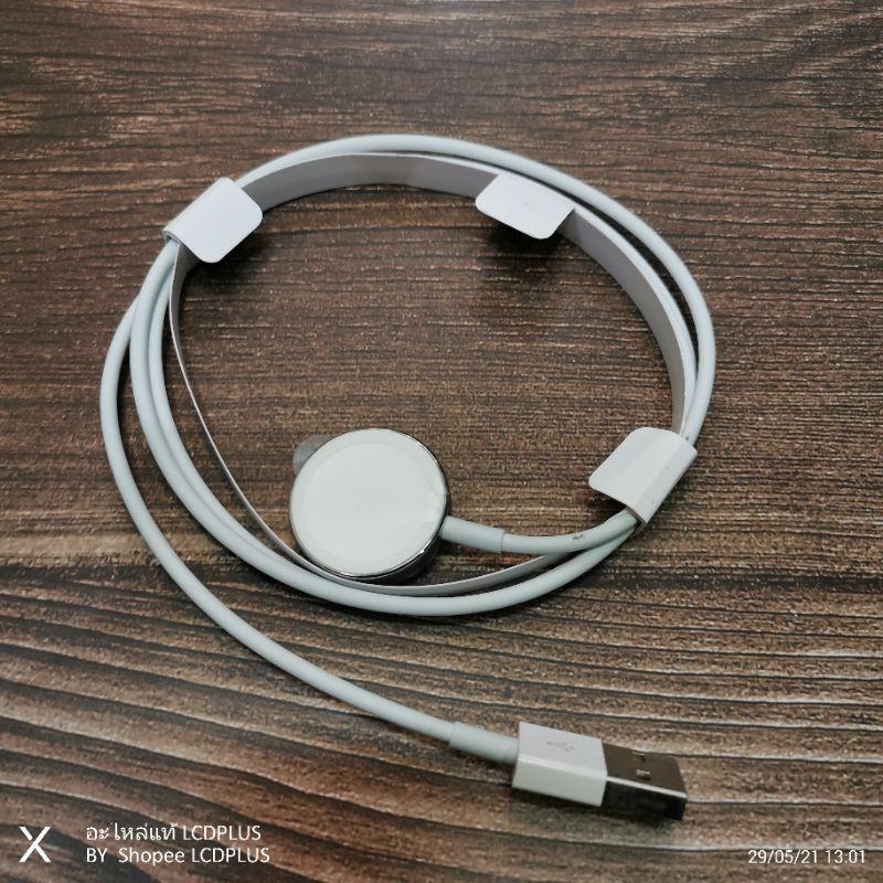 สายชาร์จ Applewatch  แท้แกะเครื่อง ไม่มีกล่อง