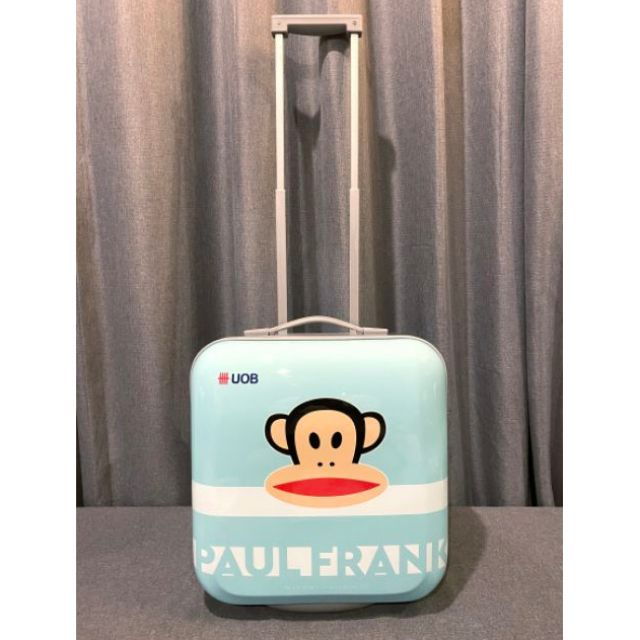 กระเป๋าเดินทาง กระเป๋าล้อลาก Paul Frank 16นิ้ว ราคาปกติ 4,000บ! เราไม่ขาย !!