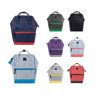 anello กระเป๋าเป้ Backpack SMALL  Multi color Classic รุ่น OS-N046