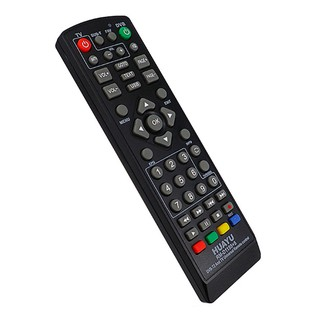 HUAYU Universal Tv Remote Control Controller Dvb-T2 Remote Rm-D1155 Sat Satellite Television Receive