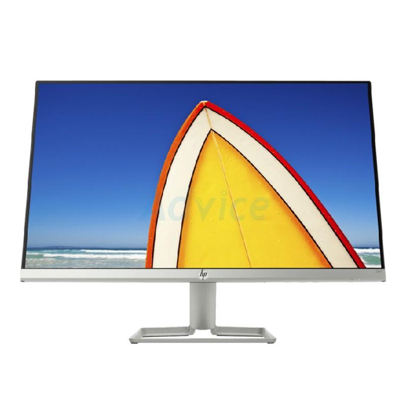 """Monitor 23.8"""" จอคอมพิวเตอร์ HP 24F (IPS HDMI)"""