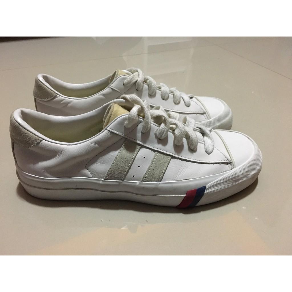 รองเท้าหนังสีขาว Pro-Keds มือ2