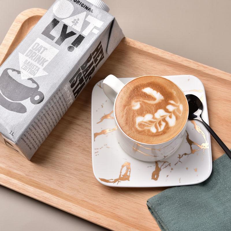 ☸❣❀OATLY Oatly กาแฟ Master Oat Milk Grain Drink 1L