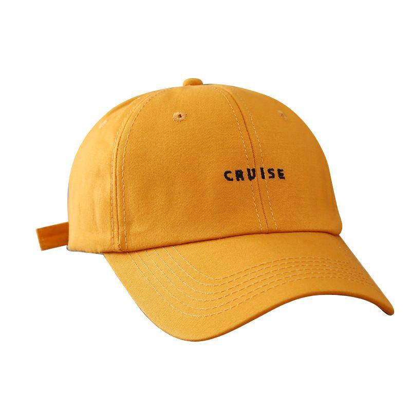 พร้อมส่งใน 1 วัน✔ หมวกแก๊ปเบสบอล ปัก CRUISE (มี 5 สี)