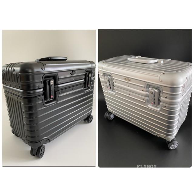 กระเป๋านักบิน FLYBOY ล้อเลื่อน ขนาด 15นิ้ว, กระเป๋าเดินทาง 15นิ้ว