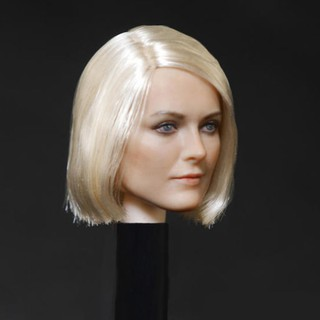"Ymtoys YMT015B 1//6 Female Head Sculpt for 12/"" Bronzage PHICEN figure doll"