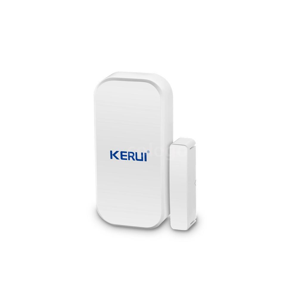 KERUI Wireless Remote Control Switch Smart Power Socket  Plug Alarm 433MHz