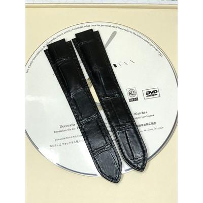 ω≐นาฬิกา 22mmสายนาฬิกาสายนาฬิกา applewatchนาฬิกาคาร์เทียร์สีฟ้าแบบพิเศษดั้งเดิมสำหรับผู้ชายและผู้หญิงที่มีปากนูนรูปบอลลู