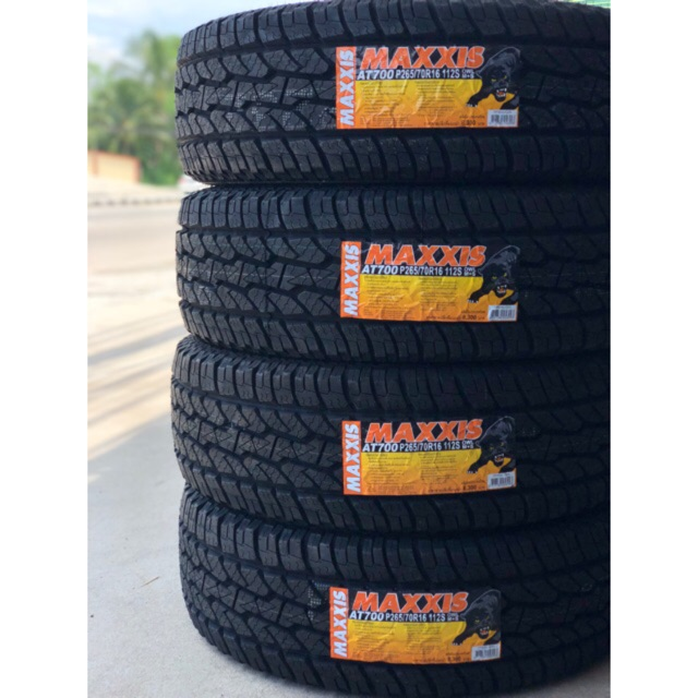 Maxxis 265/70R16 AT700 ปี 20