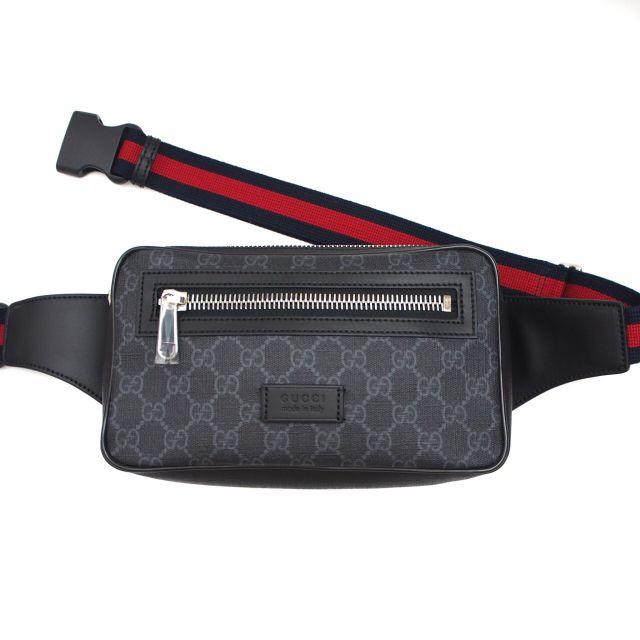Gucci solf supreme belt bag