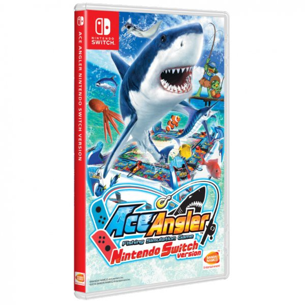 [Switch] Ace Angler Fishing Simulation Game z3/Eng