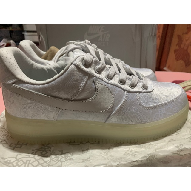 AIR FORCE 1 PRM CLOT มือ 2 งานpk god 100%