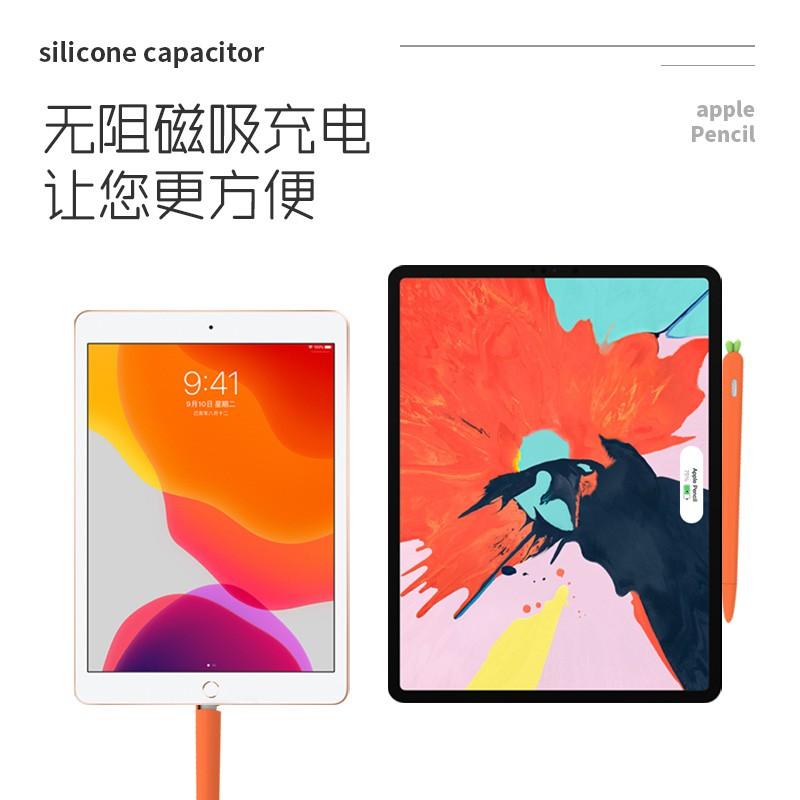 🔥🔥🔥Apple pencil case 10.2 inch 2018 new ipad pen 2nd generation 1st mini5 tip air3 with slot pro11 storage accessori