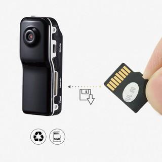 **โค้ด TECH30 ลด 30%** กล้องวงจรปิดขนาดเล็กแบบพกพา 2 Million CMOS