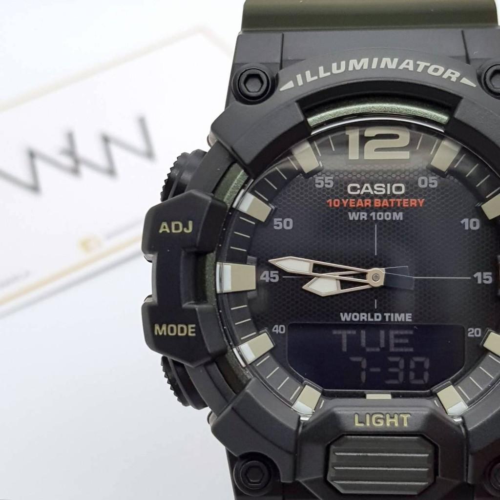 นาฬิกาข้อมือ ของแท้ นาฬิกาข้อมือ Casio รุ่น HDC-700 bB0K