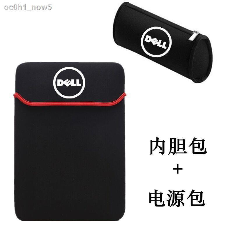 กระเป๋าแล็ปท็อป✌☍สมุดโน๊ตบุ๊ค Dell Ling Yue 5000 ขนาด 14 นิ้ว 7000 กระเป๋าคอมพิวเตอร์ขนาด 15.6 นิ้วกระเป๋าเดินทางใหม่กร