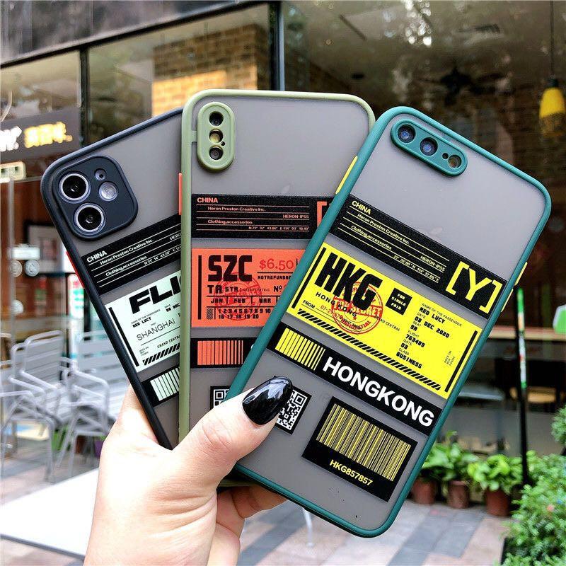 เคสไอโฟน เคสอคริลิค สำหรับ iphone 6 6s 7 8 plus 11 pro max  x xs xr xmax เคสไอโฟน11 apple iPhone case case iPhone 7plus hard case
