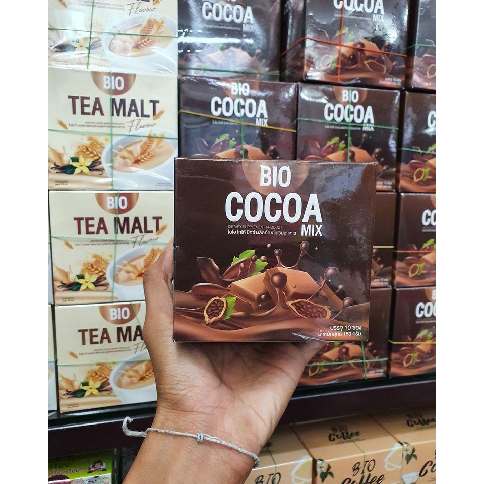 BioCocoa mix khunchan ไบโอ โกโก้มิกซ์ โกโก้ดีท็อก
