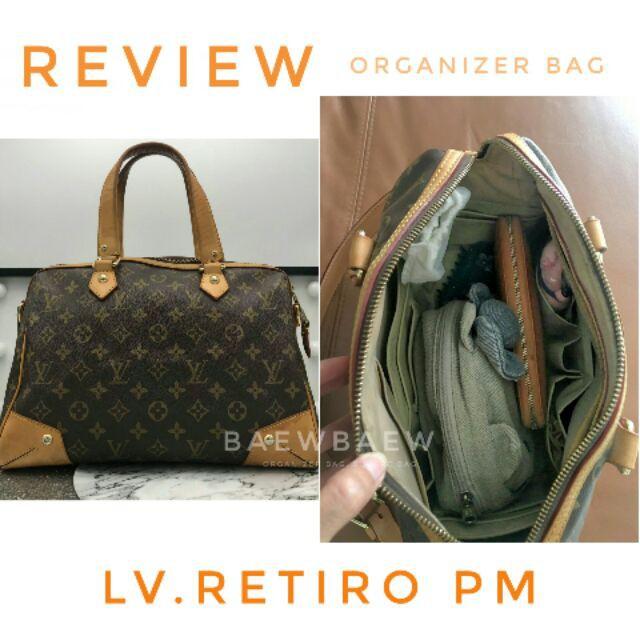 กระเป๋าเดินทางล้อลาก Luggage ที่จัดระเบียบกระเป๋า LV. Retiro pm กระเป๋าล้อลาก กระเป๋าเดินทางล้อลาก