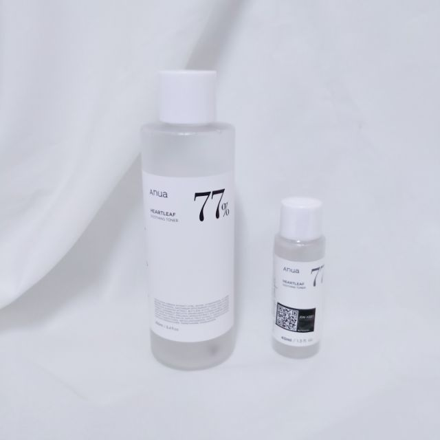 พร้อมส่ง ! Anua Heartleaf 77% Soothing Toner